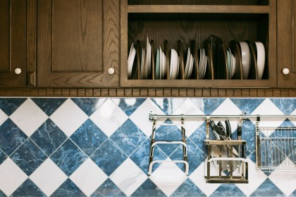 What's hot in the world of kitchen design?