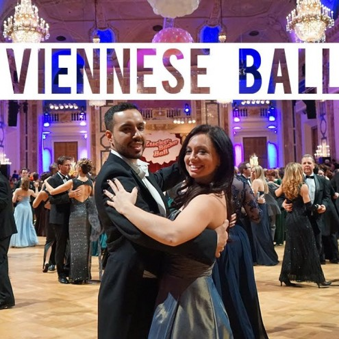 Ball season in Vienna