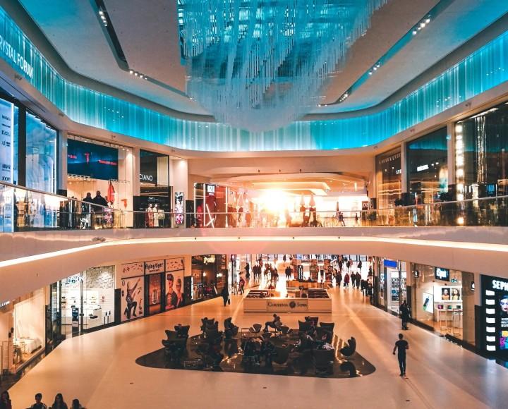Luxury shopping in Vienna